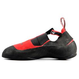 Five Ten Anasazi MoccAsym Scarpe da arrampicata Uomo rosso/nero